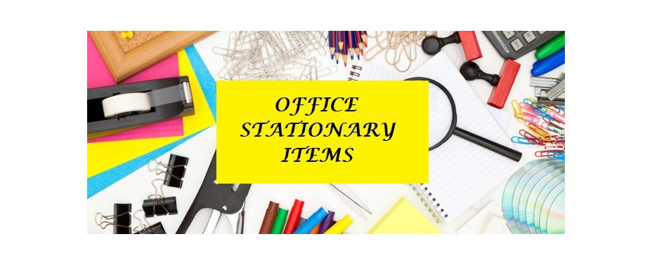 office-stationery-banner